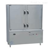 电磁双门蒸饭柜炉灶