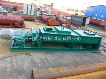 天津sj-40双轴粉尘加湿机处理量沧州重诺报价
