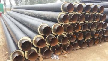 重型防腐聚氨酯保溫鋼管性能應用