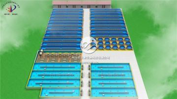 HK-006循环水养殖设备,工厂化水产养殖系统