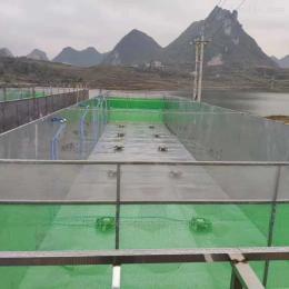 HK-L010水产养殖设备/悬浮式钢架移动流水养?#24034;? title=