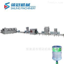 XGF8-8-45-10加侖桶裝水三合一生產設備