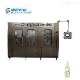 CGF18-18-6全自動三合一瓶裝水灌裝設備 運動蓋灌裝機