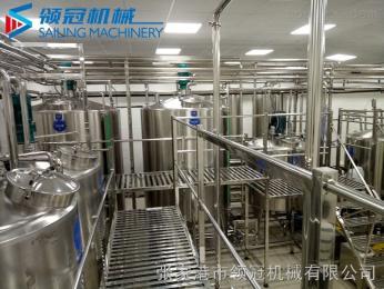RCGF24-24-8冲洗灌装封口果汁灌装生产设备 玻璃瓶灌装生产线 饮料灌装机