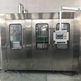 DCGF18-18-6廠家供應玻璃瓶灌裝機 液體食品包裝機 果汁包裝機