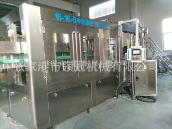 RCGF顆粒果汁飲料灌裝機組