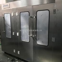 RCGF18-18-6全自动果汁饮料灌装机 热灌装生产线