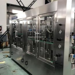 DGCF14-12-5PET?#31185;?#35013;含汽饮料灌装机全套碳酸饮料灌装生产线