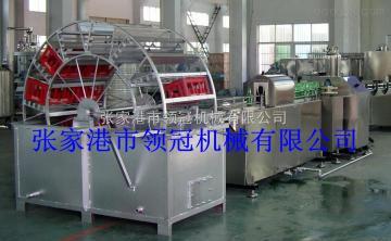 DGCF玻璃瓶含氣飲料灌裝生產線 洗瓶機
