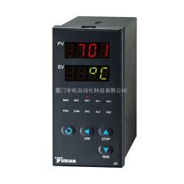 宇电AI-701双排数码管显示