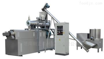 LZ70-II黑龙江休闲食品膨化机设备