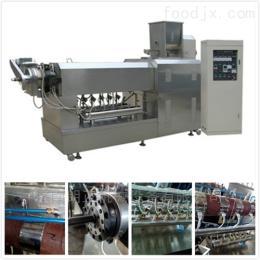 LZ70-II黑龙江高熟化度狗粮膨化机设备整套生产线