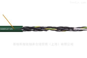 chainflex® CF5电缆—控制电缆