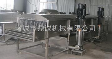 玉米加工成套设备高压喷淋清洗机