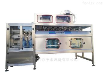 果汁饮料灌装机、水处理设备、纯净水设备、反渗透