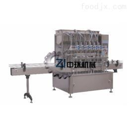 ZH-HSZH-HS 全自動直線式活塞灌裝機