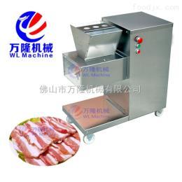 QW-8中型立式切肉機 鮮牛肉切肉片機 豬肉切絲機 切肉丁機 全自動切肉機