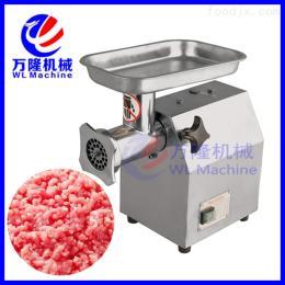 WJR-8A台式绞肉机 商用台式电动绞肉机 不锈钢自动碎肉机