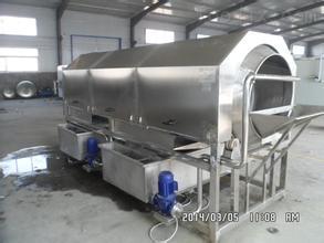 旭鑫XUXIN-3500型滾筒式包裝袋清洗機