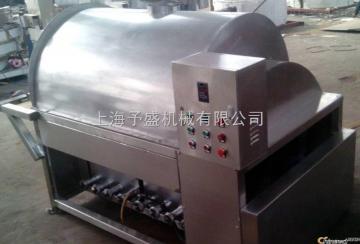 100上海予盛供应电加热全自动控温滚筒炒货机/炒锅