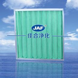 JAF-002鍍鋅框中效板式過濾器