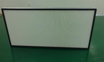 JAF-020镀锌框无隔板高效过滤器