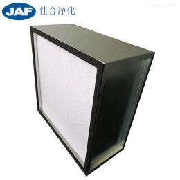 JAF-027鍍鋅框 有隔板高效過濾器