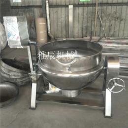 电加热全钢夹层锅