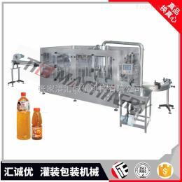 RCGF32-32-12全自动三合一热灌装设备,果汁饮料灌装机,全自动灌装机
