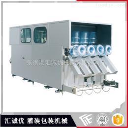 TIE-300全自動桶裝水灌裝生產線