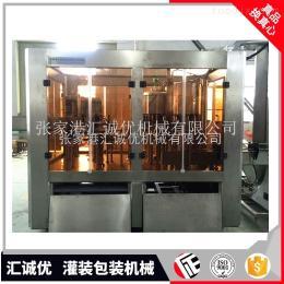 YBQ16-16-5全自动瓶装水灌装包装设备生产线,山泉水灌装机包装机