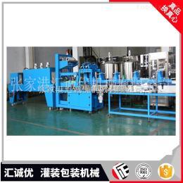 YCD-15全自動熱收縮膜包裝機,純凈水膜包設備,飲料包裝機