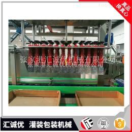 ZT-4四连杆装箱机,饮料装箱开箱设备,专业生产厂家