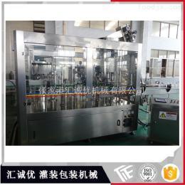 DCGF16/12/6含气饮料灌装机,全自动饮料灌装设备生产线