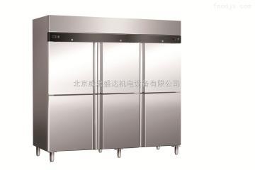 1810ZFL6商用酒店厨房不锈?#33267;?#38376;风冷冰箱