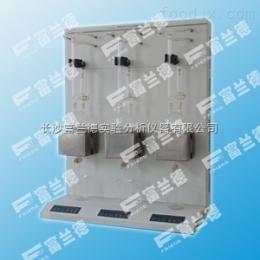 FDR-2601GB/T6532原油及其产品盐含量测定仪