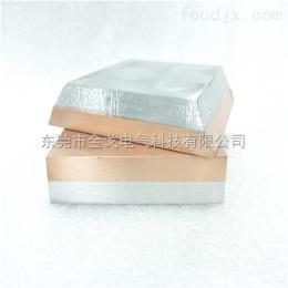 新型环保工艺生产铜铝复合板