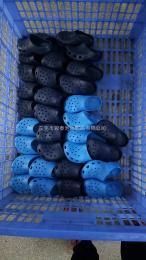 EVA注塑生產廠家 EVA注塑洞洞鞋 EVA鞋底批發