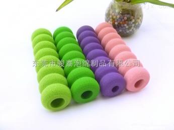 橡膠發泡管 nbr/eva/鋼管護套 把手膠套防滑耐磨套管東莞廠家直銷