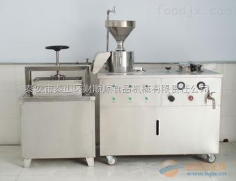 山西沁原干豆腐机由财顺顺全自动干豆腐机厂家研制推出
