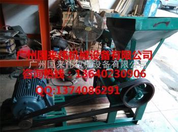广州供应商P-88型鱼类饲料膨化机 大型水产乌龟饲料膨化机