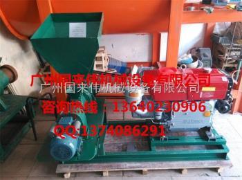 厂家供应P-138型饲料膨化机 大型水产鱼虾饲料膨化机
