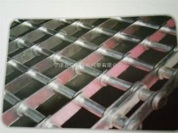 WL-02金属耐高温输送带 链条式网带
