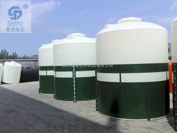PT-10000贵州酸碱储存罐价格装盐酸的塑料储罐