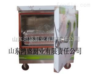 HSZFG-1?#25191;?#37117;市流行元素版国标201不锈钢单门蒸饭柜