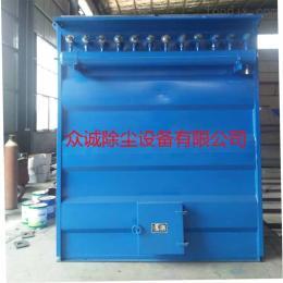 MC96水泥厂脉冲布袋除尘器