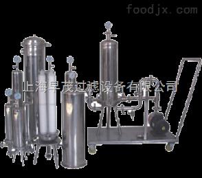 液体芯式过滤器