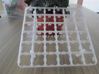 290*290*50mm塑料鸡蛋托价格 塑料禽类蛋托 蛋托周转箱