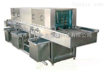 恒越未来HYWL-6000滚筒式洗袋机金针菇洗袋机