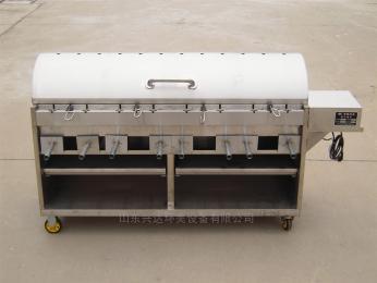 1·1兴达环美商用烤羊腿羊排设备烤鱼炉